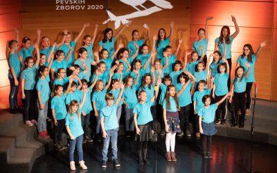 Revija otroški pevskih zborov Pesem pomladi